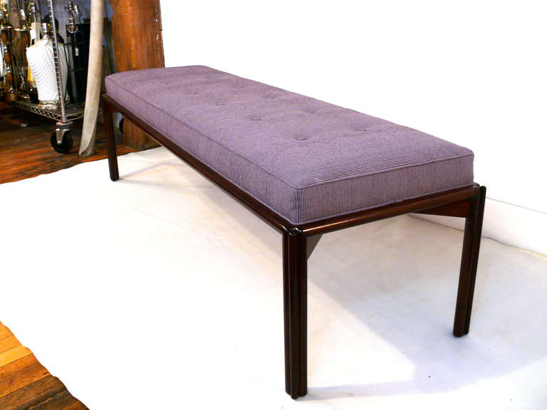Edward Wormley for Dunbar Bench For Sale at 1stdibs
