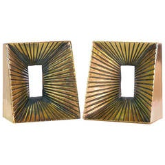 Pair of Ben Seibel Style Bookends