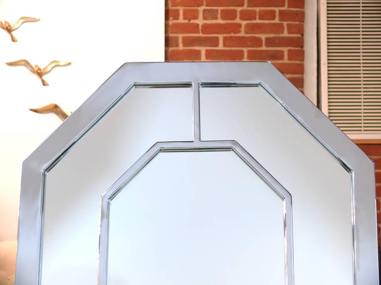 Baughman Style Octagon Mirror 3