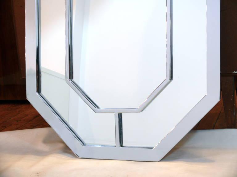 Baughman Style Octagon Mirror 7