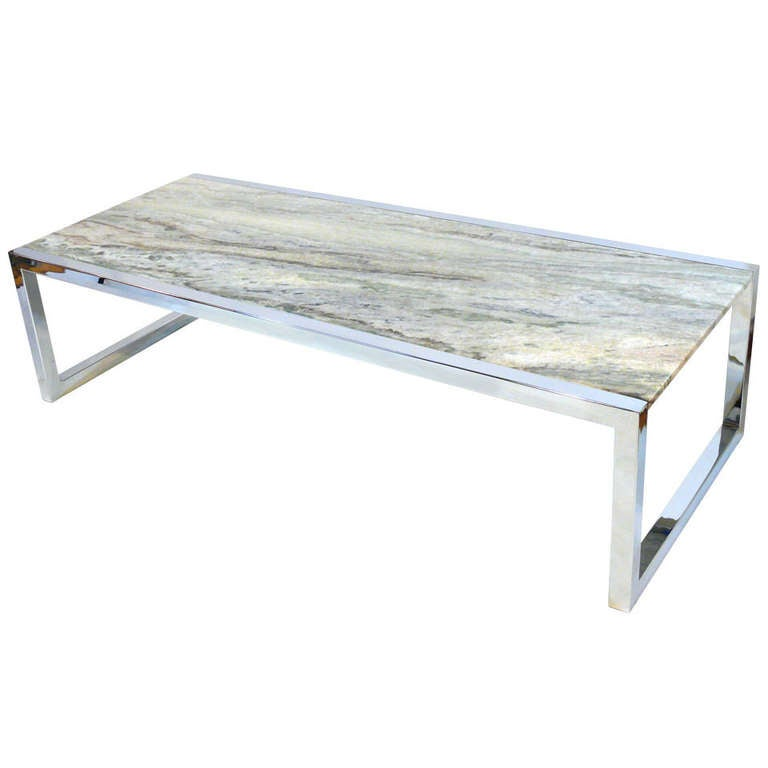 913465 Granite coffee table