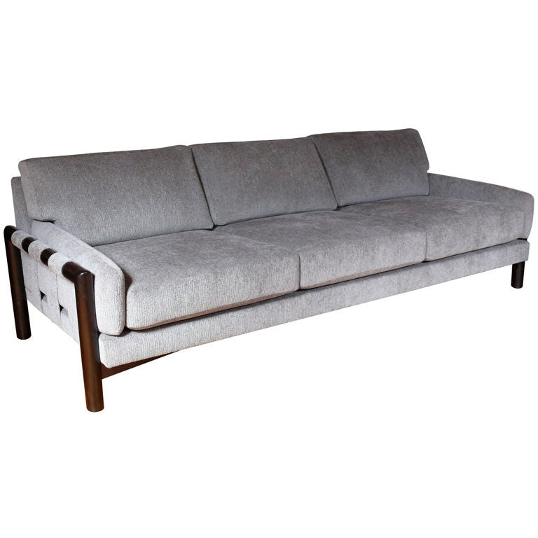 This Sleek Mid Century Sofa is no longer available.