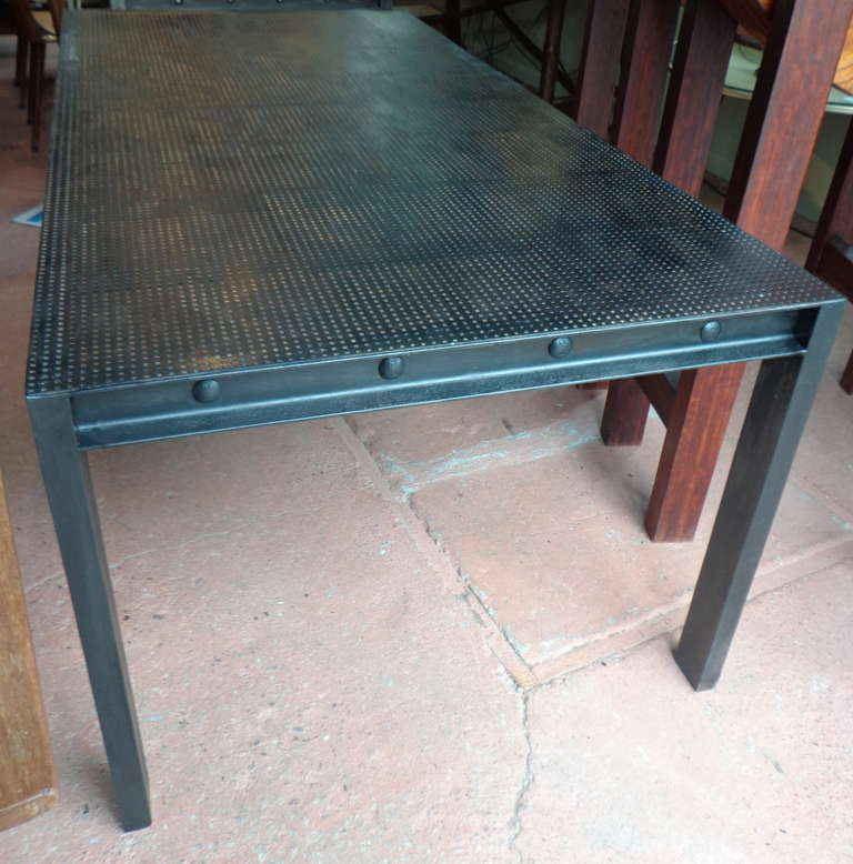 Metal Top Tables Dining Garden Metal Base Glass Top  : DSC02141l from honansantiques.com size 768 x 778 jpeg 65kB