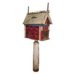 Dream house for birds