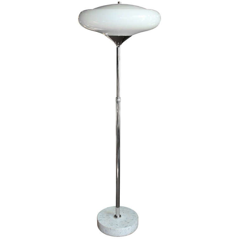 this floor lamp with large opaline glass shade is no longer available. Black Bedroom Furniture Sets. Home Design Ideas