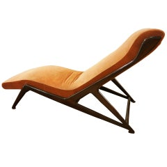 Day Bed In The Manner of Ico Parisi, Italy 1950s
