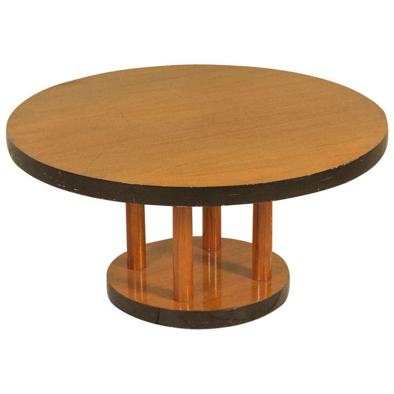 Art Deco Style Coffee Table At 1stdibs