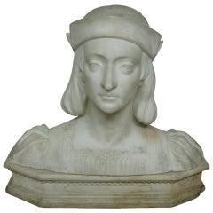 Italian Sculpture by Petrilli Aristide