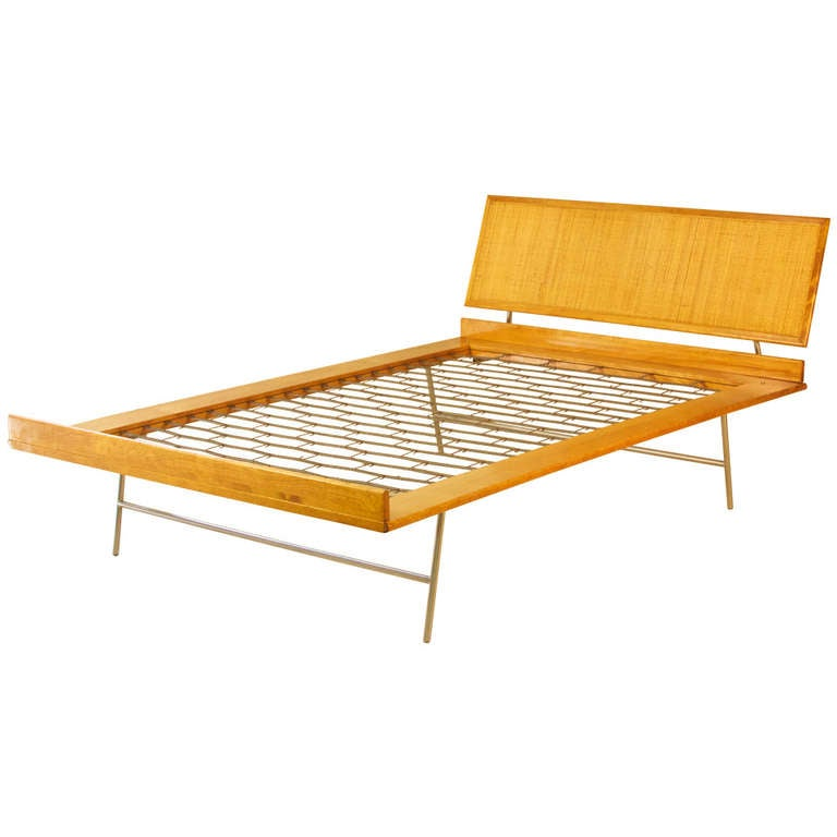 Thin Edge Bed By George Nelson At 1stdibs