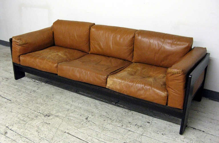 bastiano sofa by tobia scarpa for gavina at 1stdibs. Black Bedroom Furniture Sets. Home Design Ideas