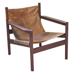 """Roxinho"" Chair by Michel Arnoult"