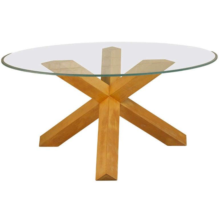 La Rotonda Table by Mario Bellini for Cassina