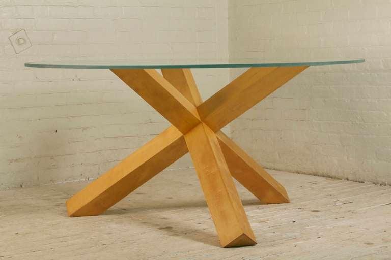 La Rotonda Table by Mario Bellini for Cassina In Good Condition In Brooklyn, NY