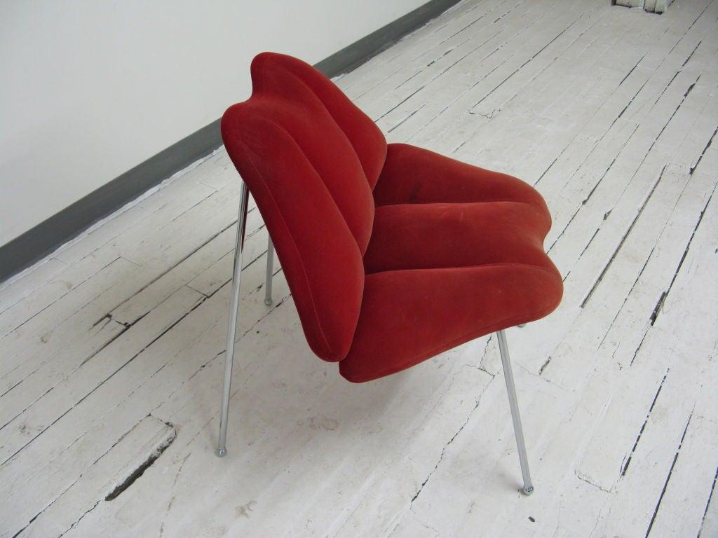 Italian Marylin Monroe Lips Chair