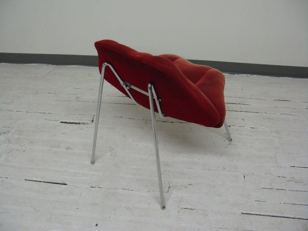 Upholstery Marylin Monroe Lips Chair