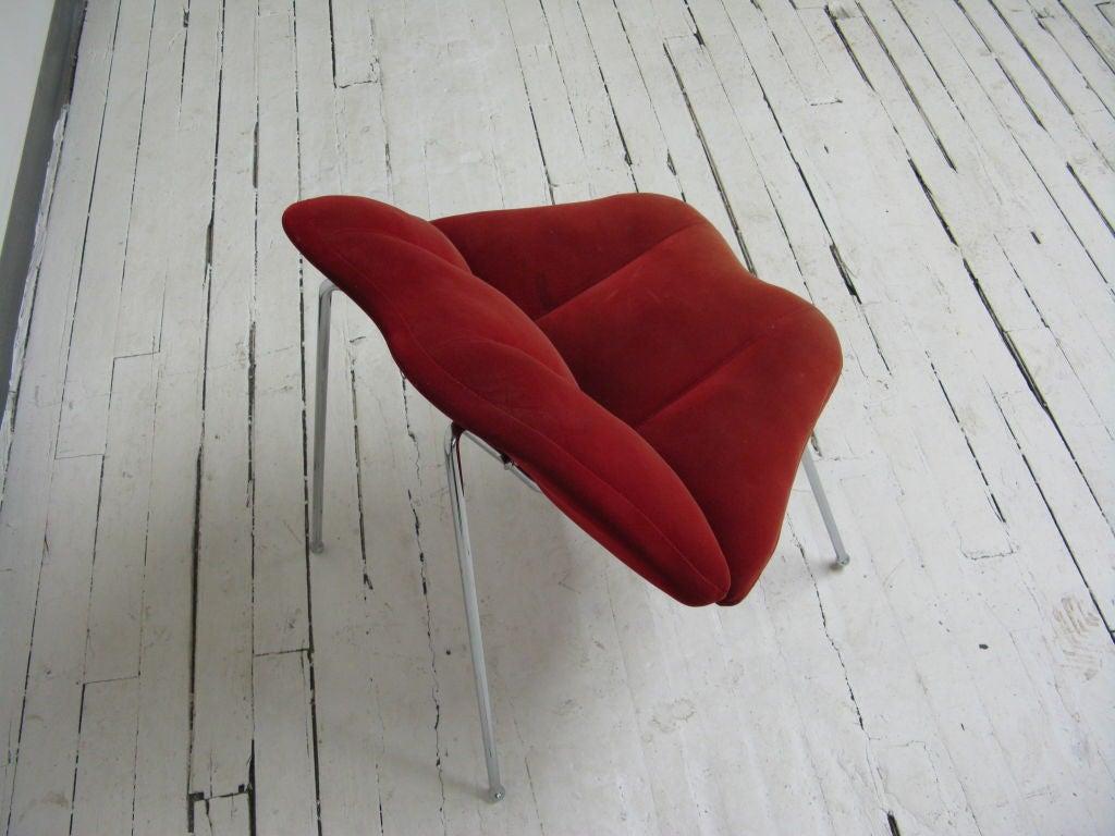 Marylin Monroe Lips Chair 2