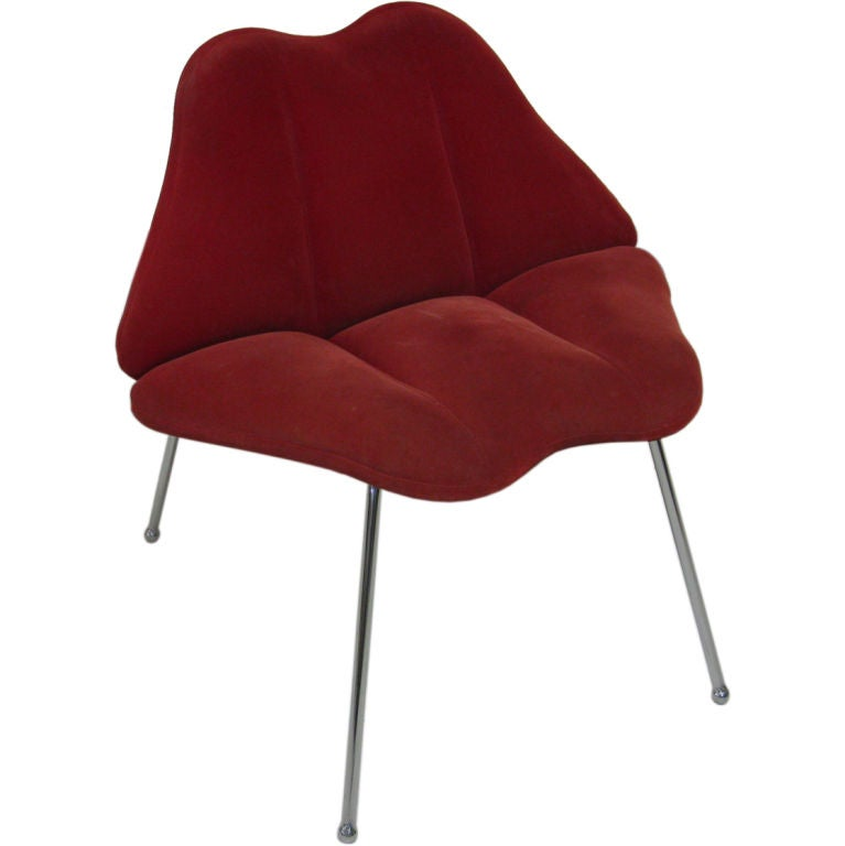 Marylin Monroe Lips Chair