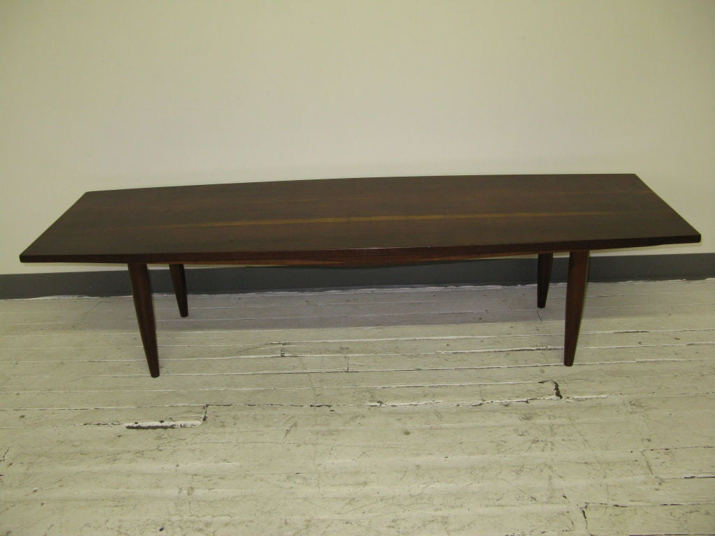 Coffee Table Attributed To Philip Powell At 1stdibs