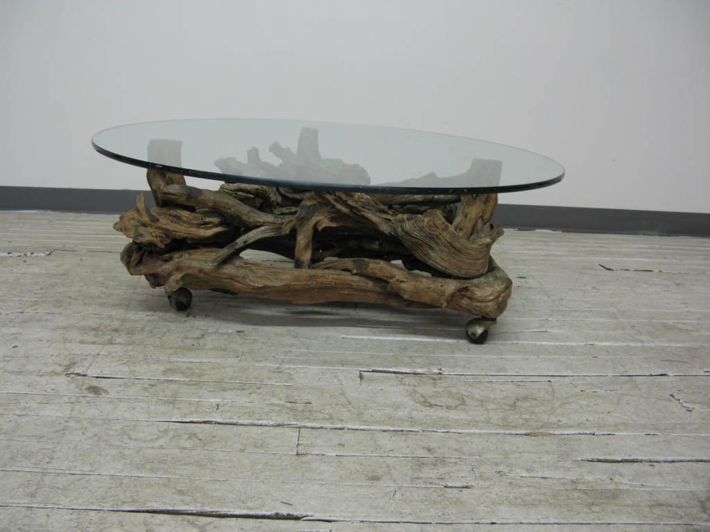 Root Tree Coffee Table At 1stdibs