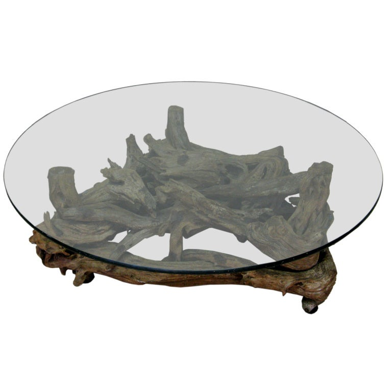 Root Tree Coffee Table At 1stdibs