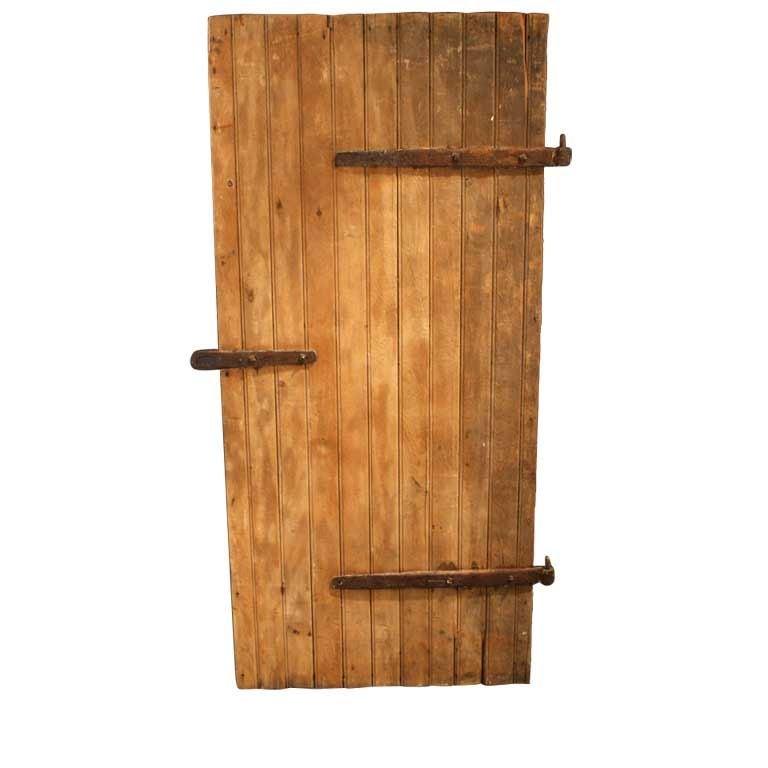 Antique Farmhouse Door