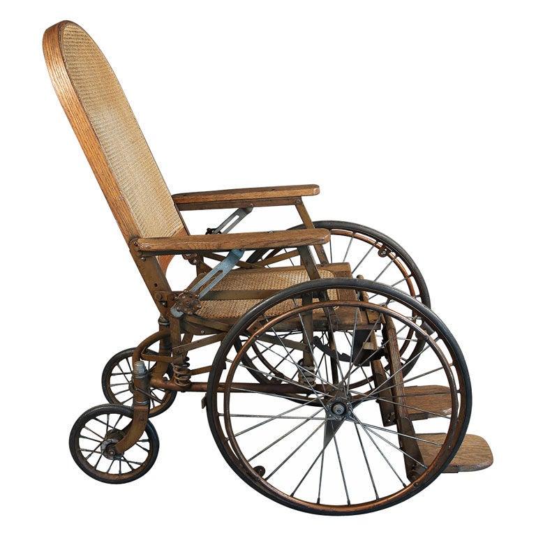 - Vintage Wheelchair At 1stdibs