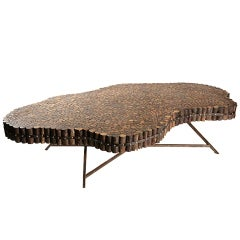 Our Neck of the Woods- Large coffee table
