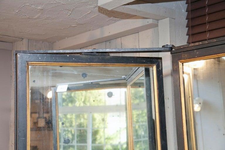 Triple Panel Full-Length Mirror For Sale 3