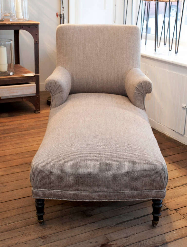 19th century france napoleon iii chaise at 1stdibs for Chaise napoleon