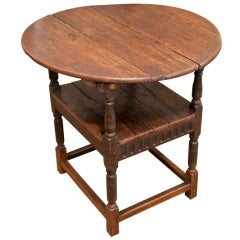 British Colonial Style Convertible Table/Chair
