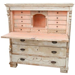 Wonderful Vintage French Writing Desk