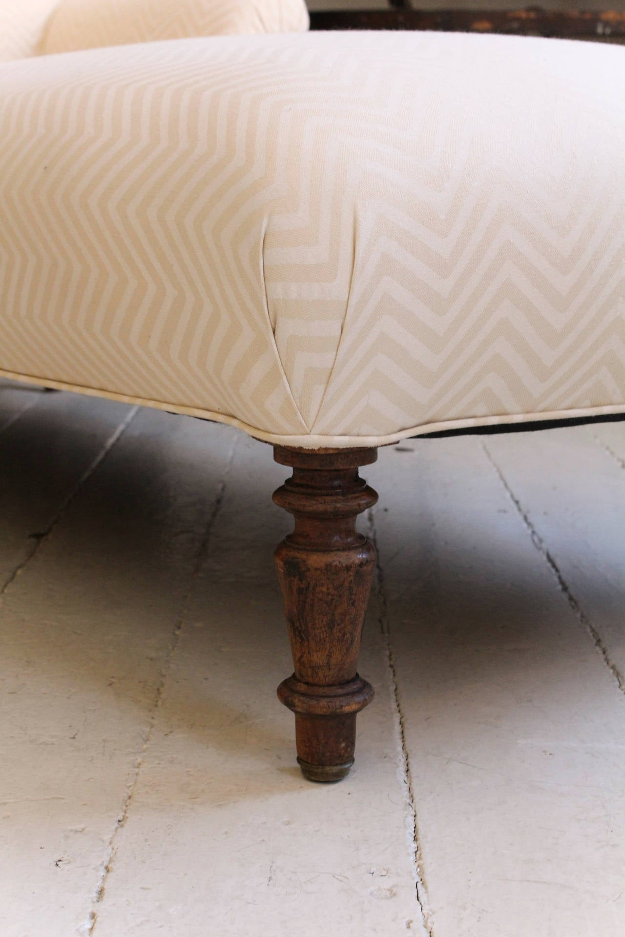 Napoleon iii chaise longue at 1stdibs for Chaise longue 5 plazas