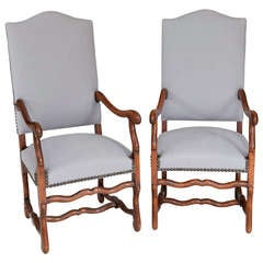 Pair of Os de la Mouton Chairs