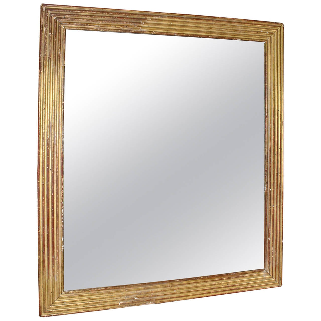 antique directoire style french mirror at 1stdibs