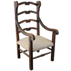 Spanish Colonial Armchair