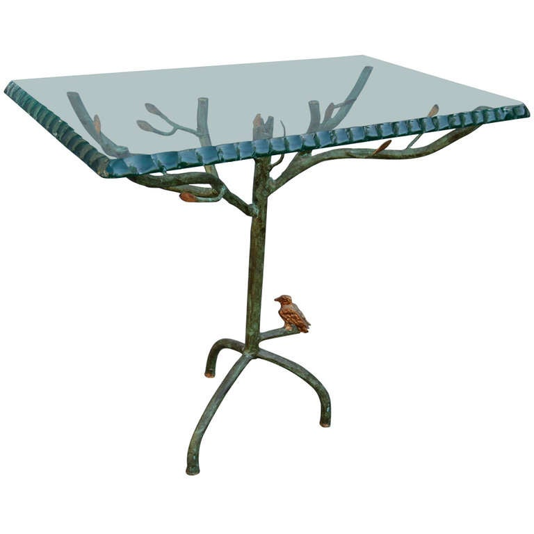 Tree Branch Side Table 1