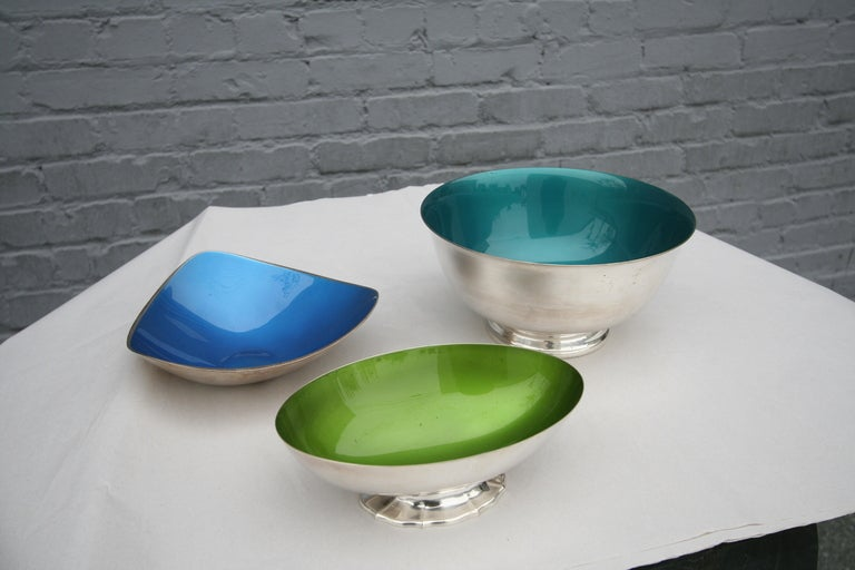 Reed and Barton bowls 2