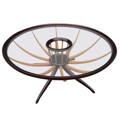 Scapinelli Spider Leg Coffee Table