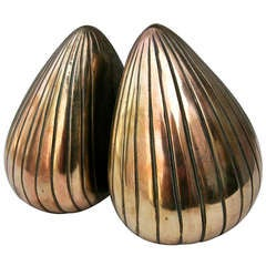 Pair of Ben Seibel For Jenfredware Bookends