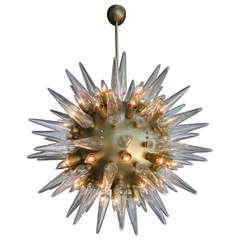1980s Sputnik Chandelier