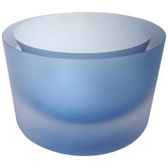 Anna Torfs Valenta Glass Bowl in Water
