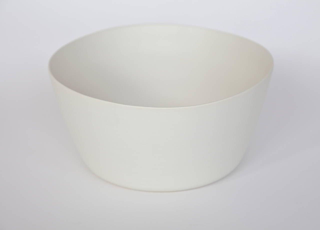 Contemporary Rina Menardi Handmade Ceramic Splash Bowls and Dishes For Sale
