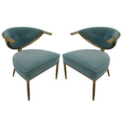 Pair of Chairs by Maurice Bailey for Monteverdi-Young
