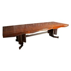 60's Scapinelli Jacaranda Dining Table for 10