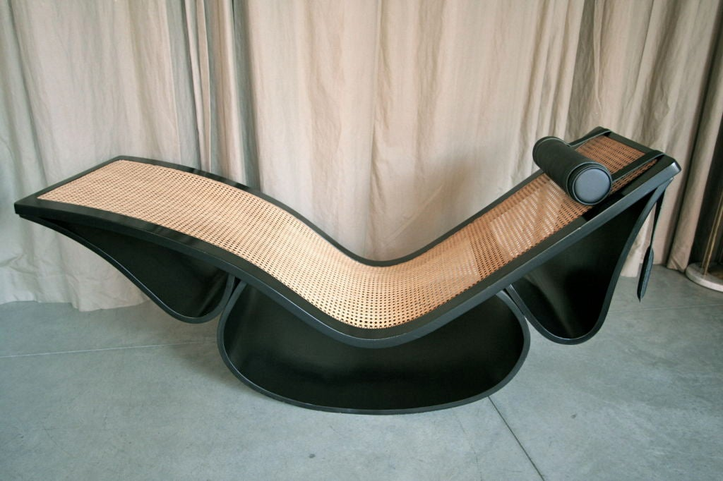 "Rocking Chaise ""Rio"" by Oscar Niemeyer 3"