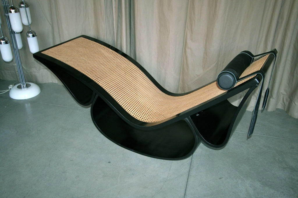 "Rocking Chaise ""Rio"" by Oscar Niemeyer 4"