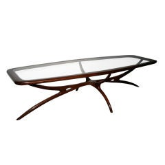 1960's Brazilian Coffee Table
