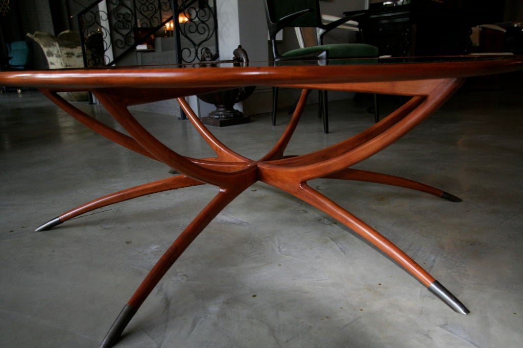 Spider Leg Round Coffee Table by Adesso Studio-Limited Edition image 5