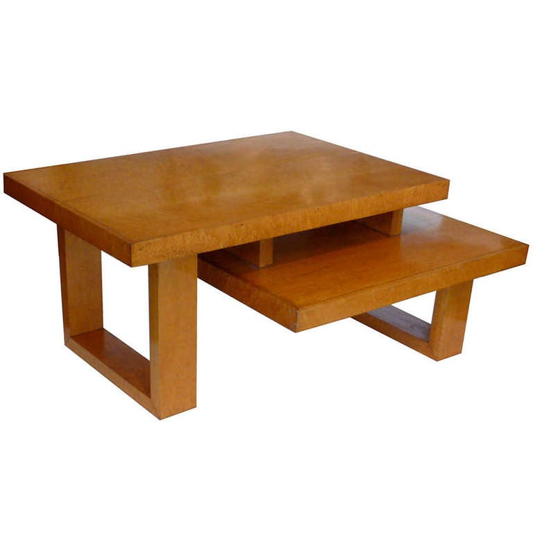architectural coffee table for sale at 1stdibs