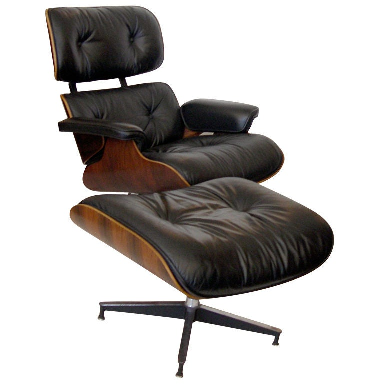 eames lounge chair original erkennen eames lounge chair and ottoman by find me the original. Black Bedroom Furniture Sets. Home Design Ideas